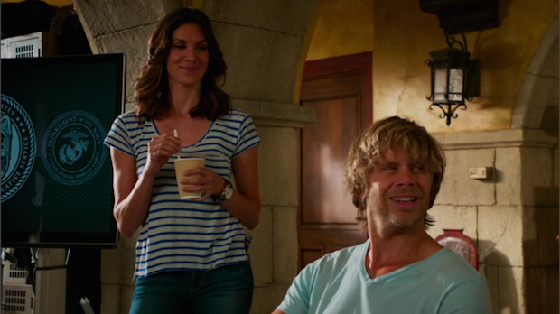 "When Deeks mentioned ""proposal."""
