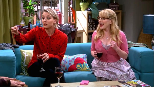 Drink lots of, um, adult beverages