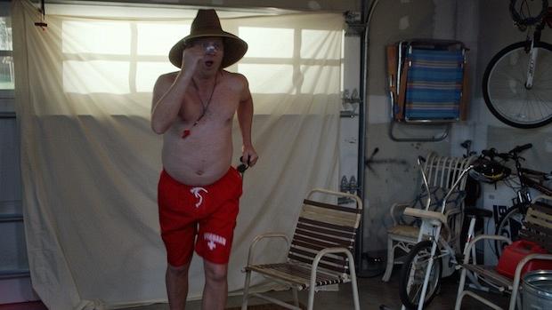 Luscious Lifeguard