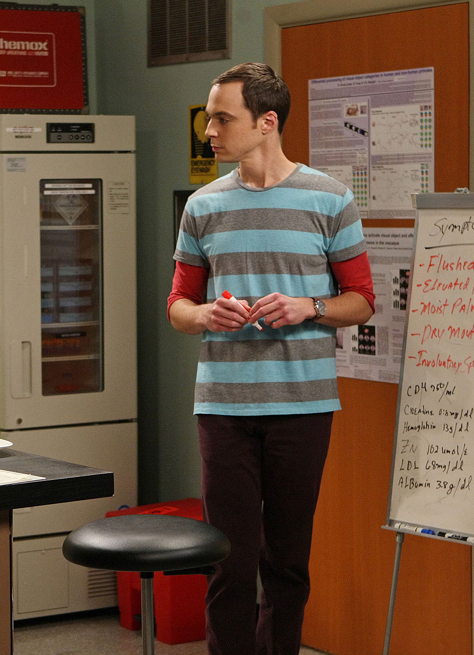Comedy or Musical Series Actor - Jim Parsons