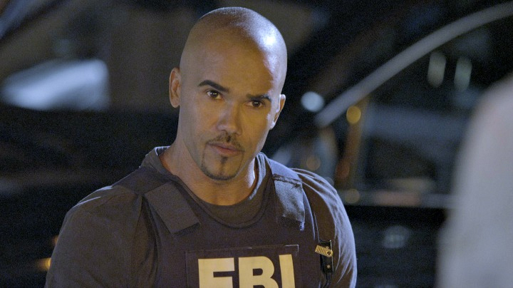 It's Shemar Moore, who plays SSA Derek Morgan on <i>Criminal Minds!</i>