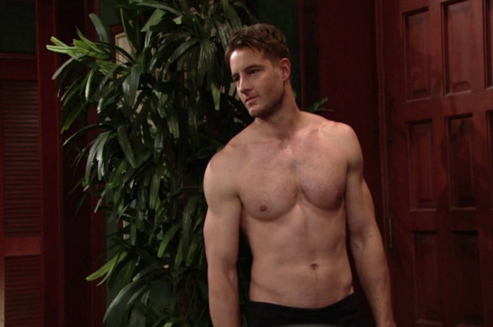 Adam Newman from The Young and the Restless