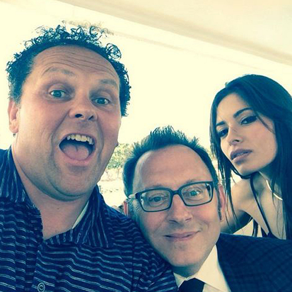 52. Kevin Chapman, Michael Emerson and Sarah Shahi - Person of Interest