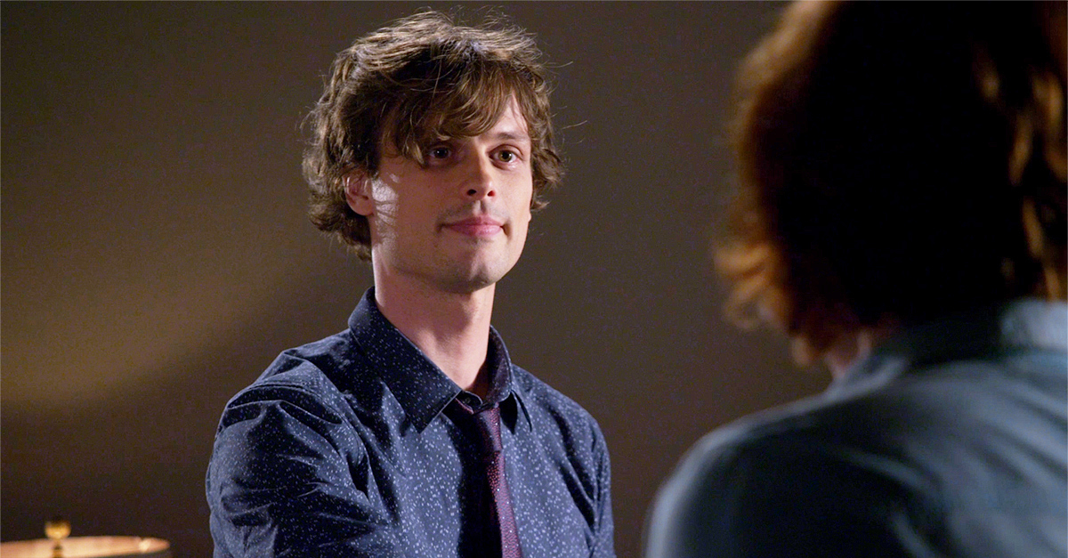 10. Reid got back in the game - Criminal Minds