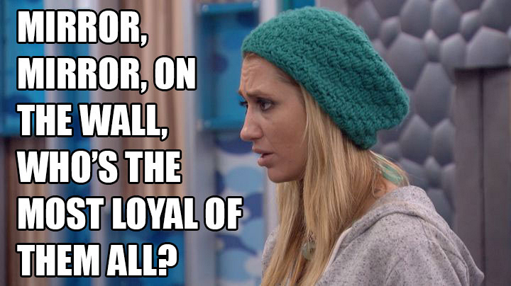 Vanessa feels snubbed by Clelli.