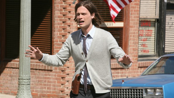 When Dr. Spencer Reid risked his own life to save a killer.