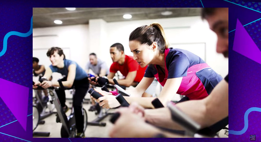 Kick It Out: Spin Class