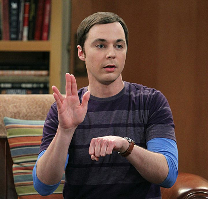 "You play ""Rock-Paper-Scissors-Lizard-Spock"" to resolve disagreements."