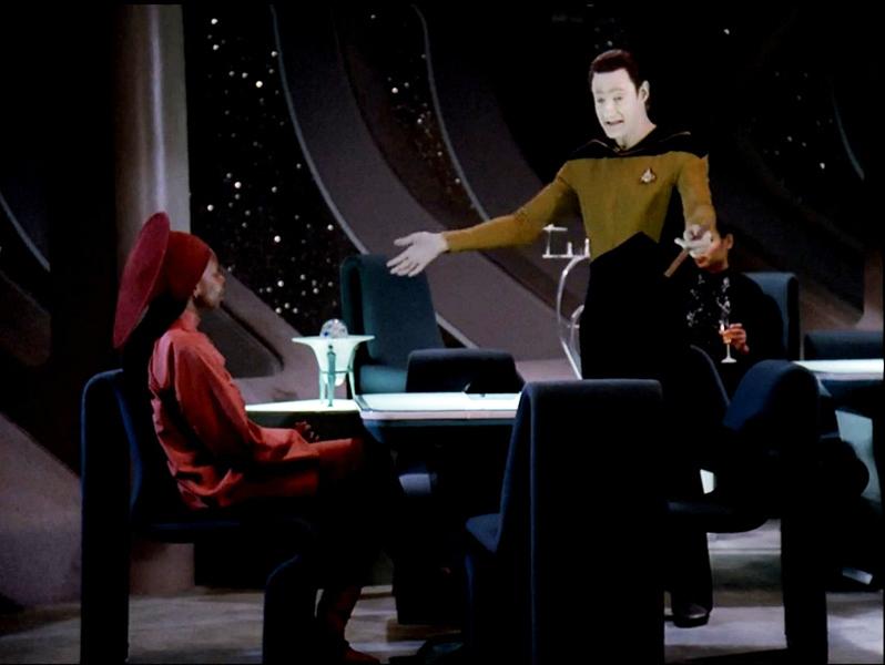 7. Ten Forward, Star Trek: The Next Generation