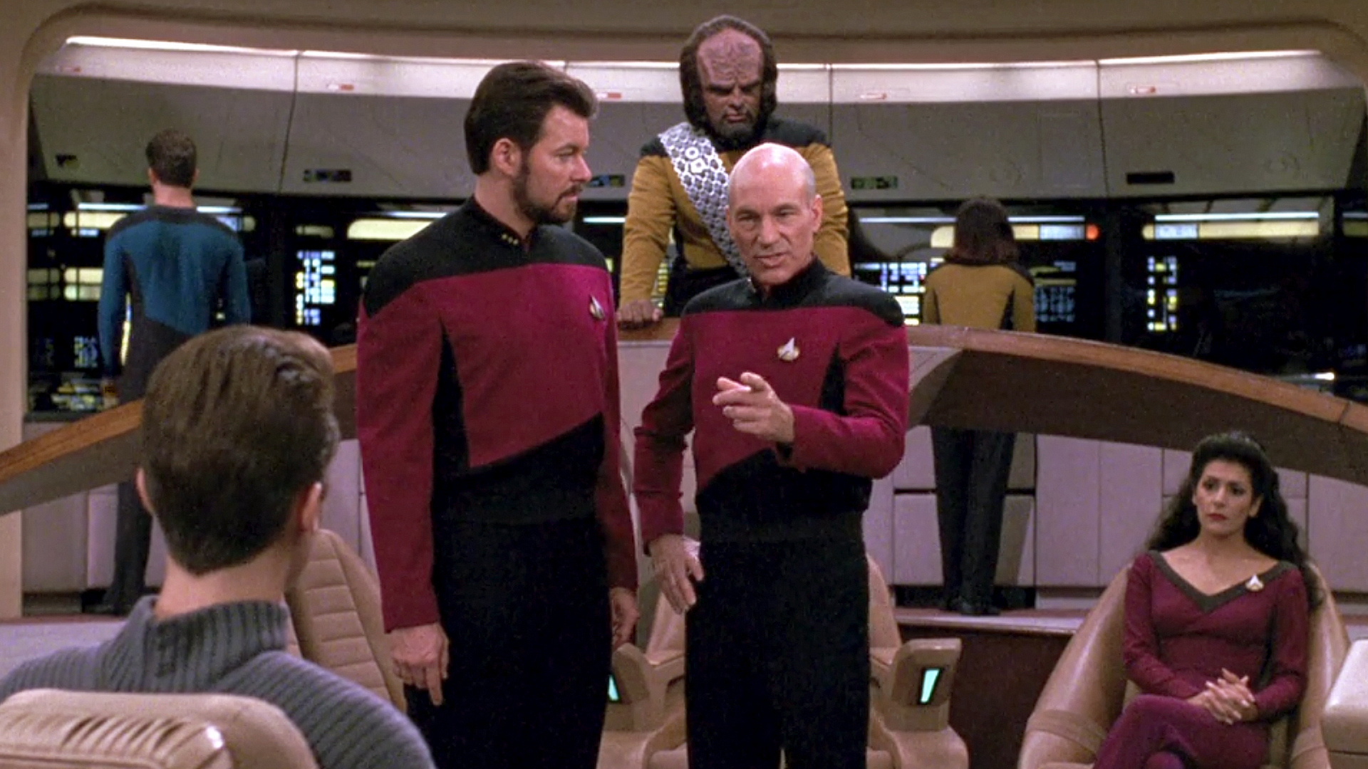 """Belay that order."""