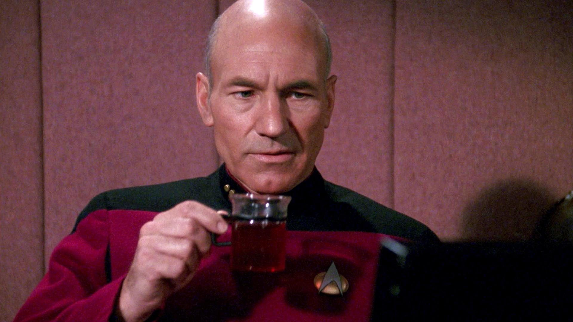 """""""Tea, Earl Grey, hot."""""""