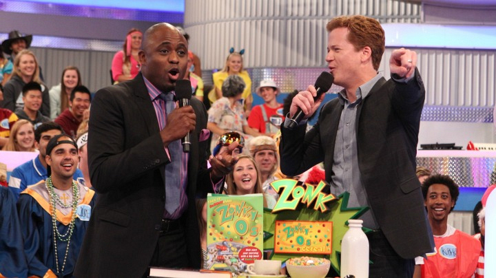 Wayne Brady from Let's Make A Deal