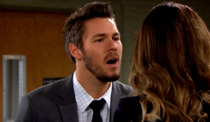 Scott Clifton from The Bold and the Beautiful