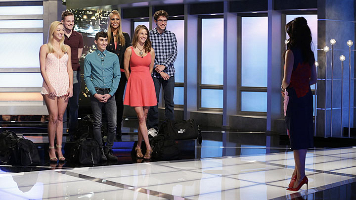 9. His favorite moment was waiting on stage to enter the BB17 house.