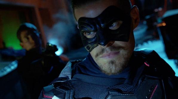 12. Bat mask