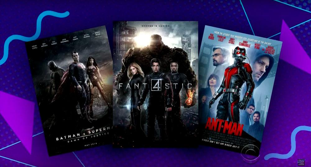 Kick It Out: Superhero Movies