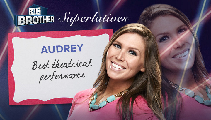 Audrey - Best theatrical performance