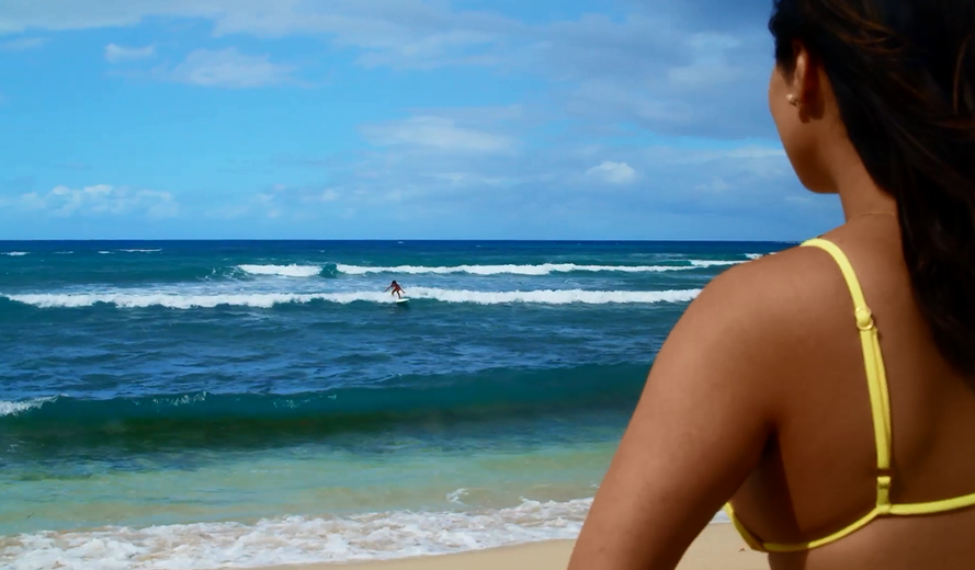 Can you make it to Molokai on a surfboard?