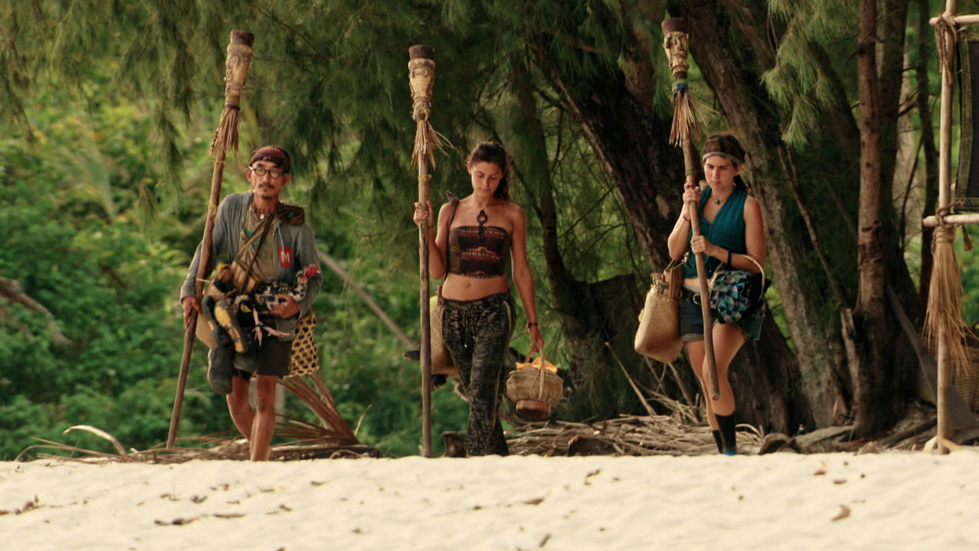 Survivor returns for a 33rd season with a 90-minute special on Wednesday, Sept. 21 at 8/7c.