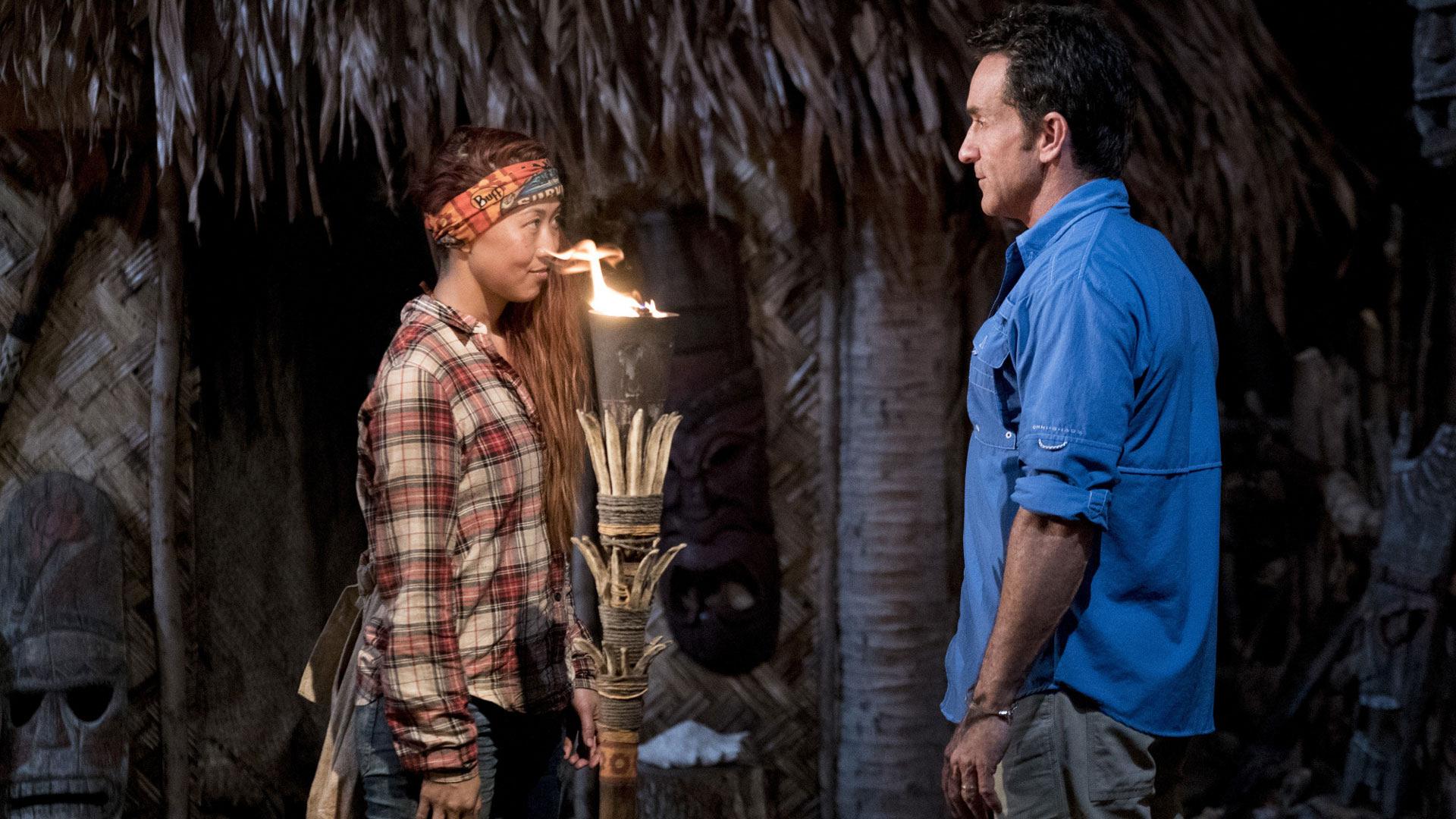 We can't wait for more epic Tribal Council blindsides on Survivor.