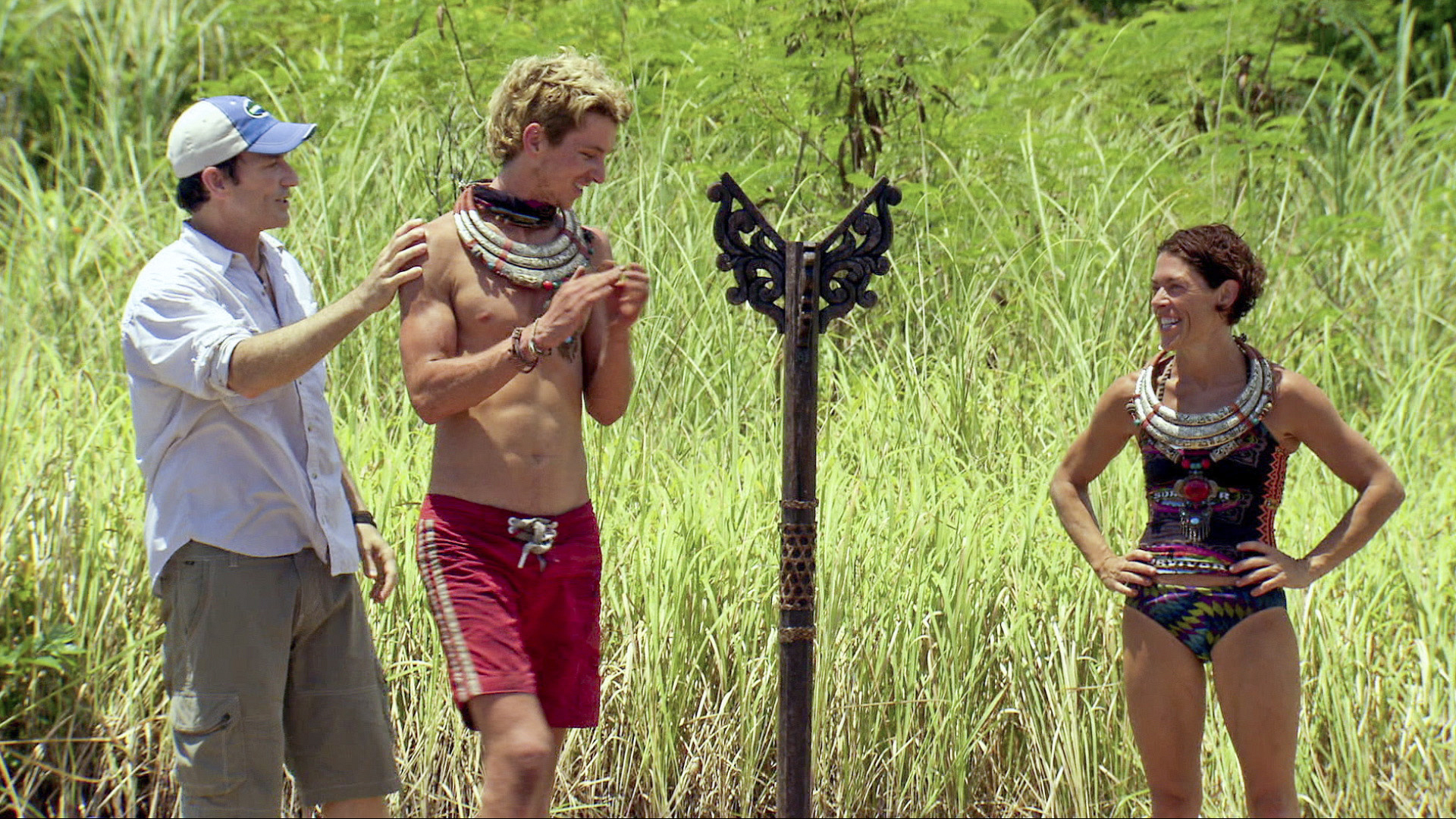 Carter and Denise win Immunity