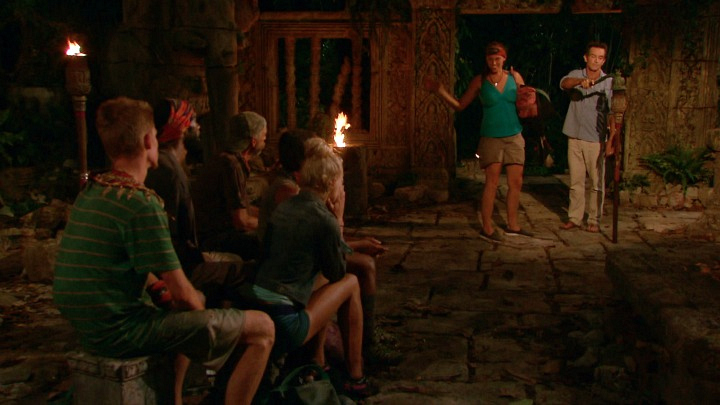 5. The Survivor finale was filled with non-stop suspense.