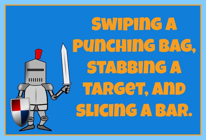 Question: What was the Swordsman Regimen Training?