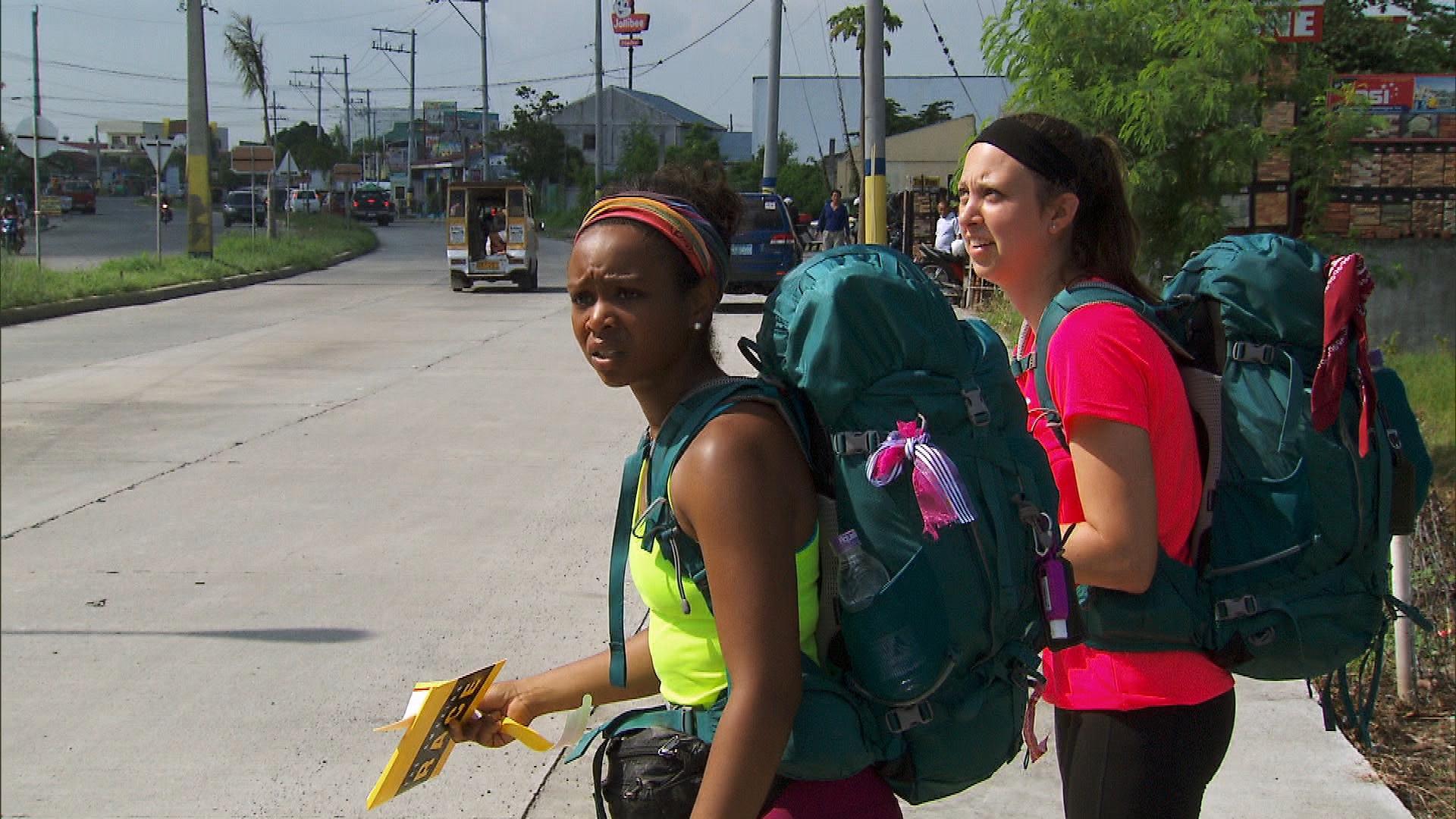 Maya and Amy