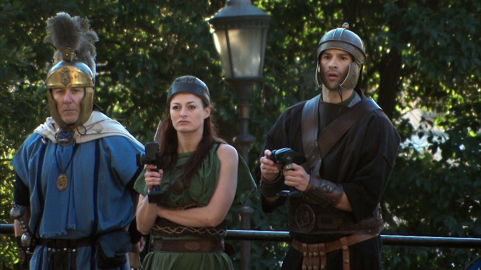 """The Gladiators are Here!"" Season 24 Episode 7"