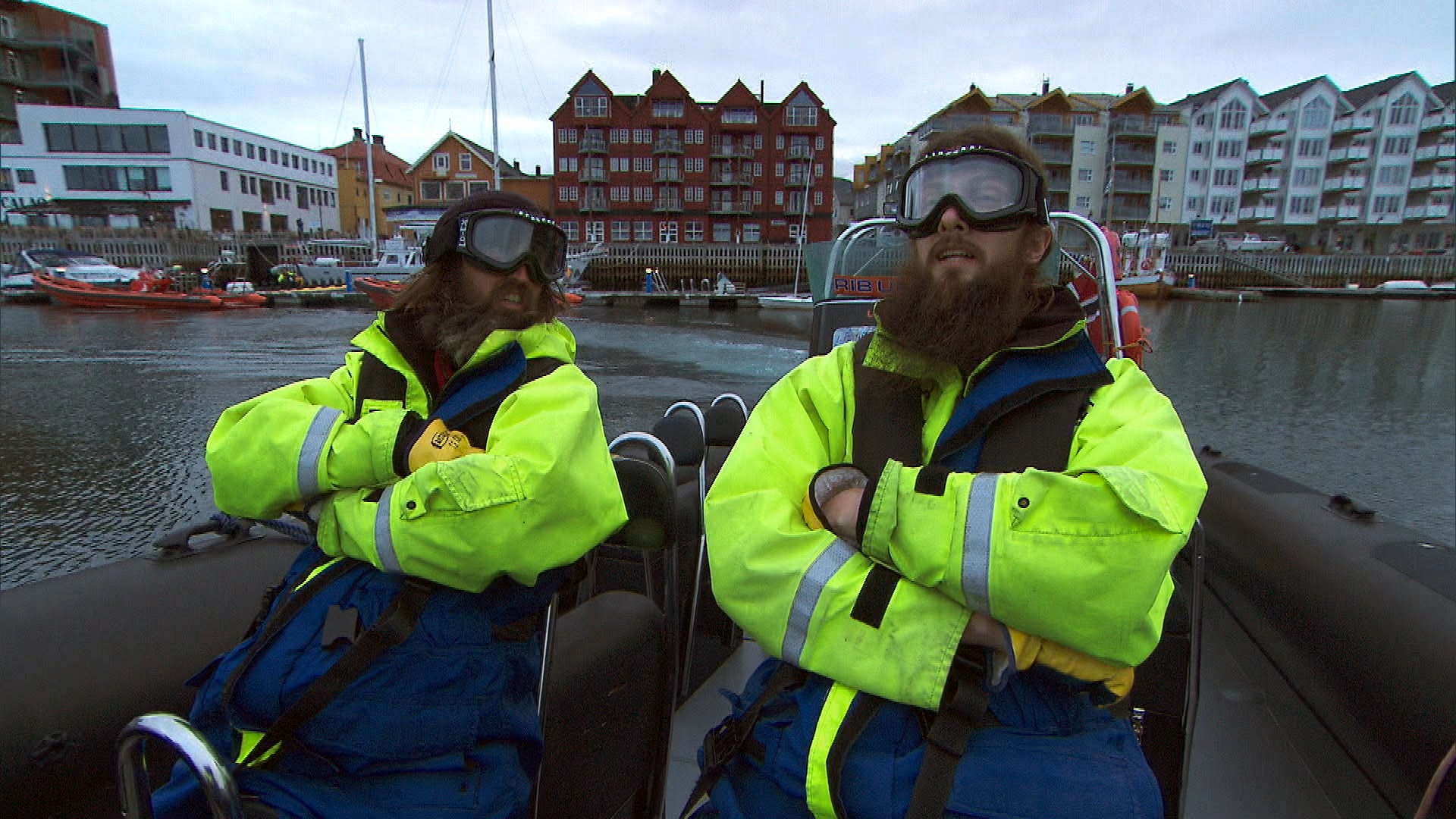 """""""Beards in the Wind"""""""