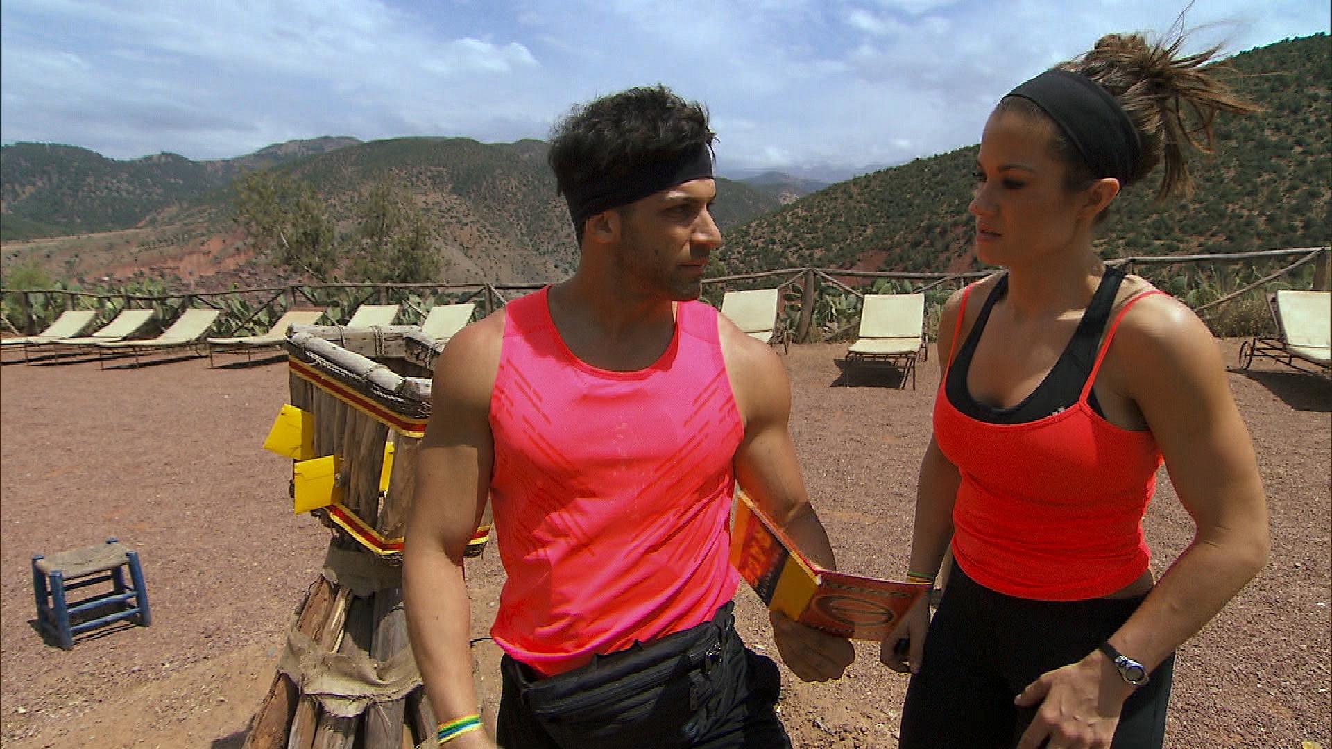Brooke and Robbie