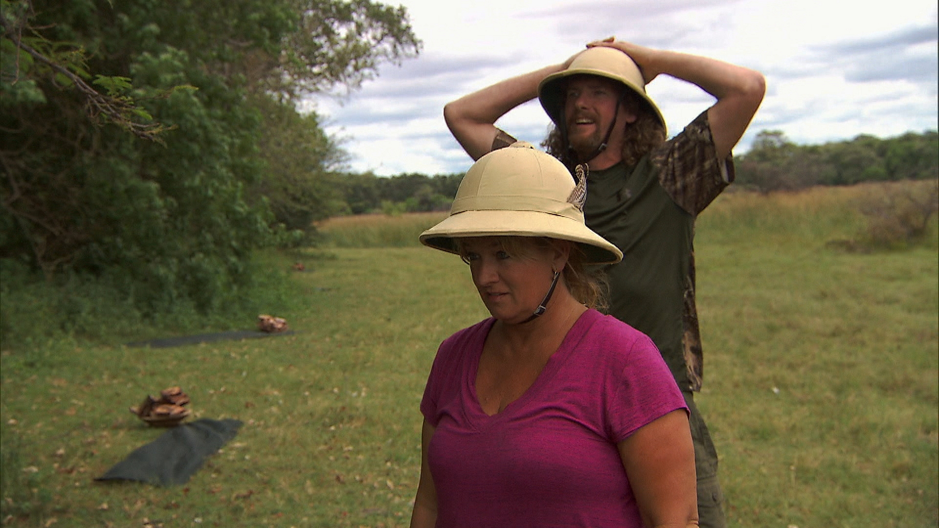 "Going on a safari in ""Be Safe and ""Don't Hit a Cow"" Episode 7 of Season 22"