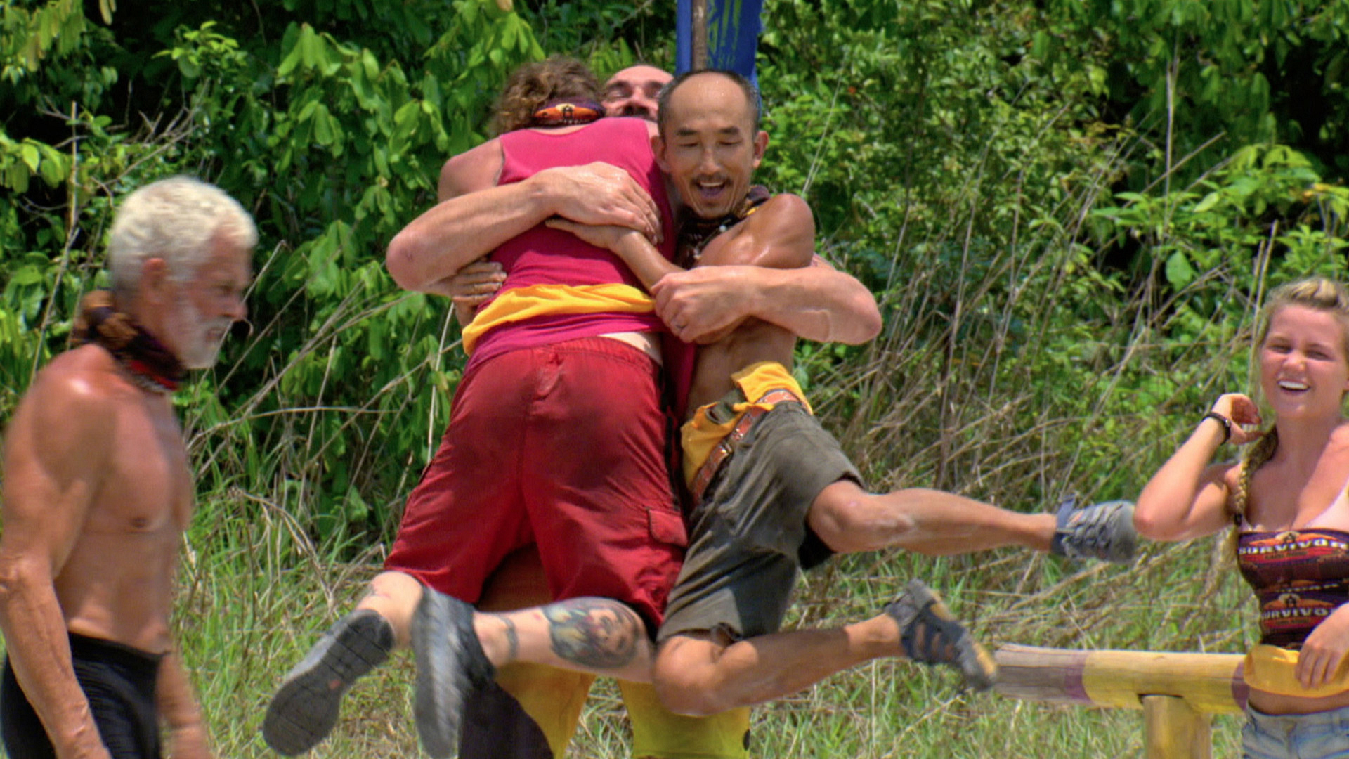 5. At this point, which castaway would you consider to be the best all around player, and why?