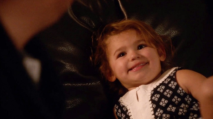 Tali brings a smile to DiNozzo's face.