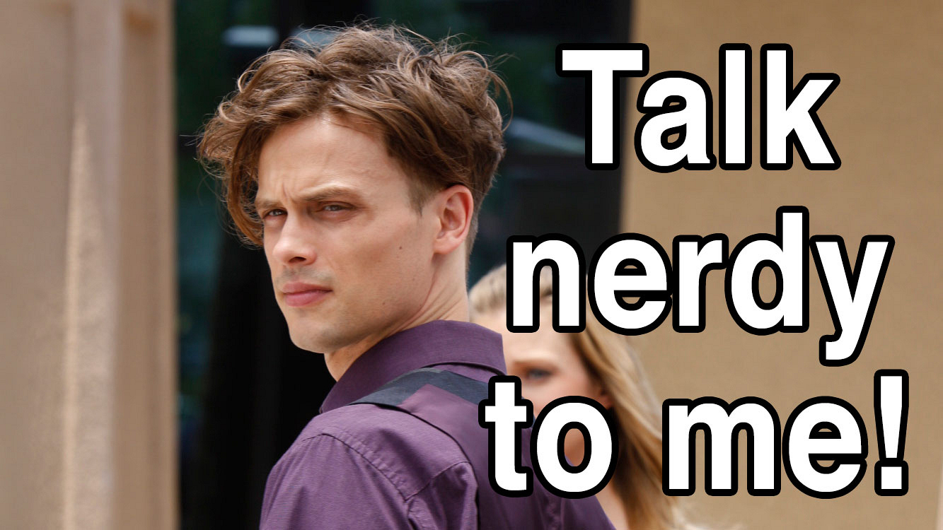 Dr. Reid has a Ph.D in mathematics, chemistry, engineering, and is totally fluent in the language of love.