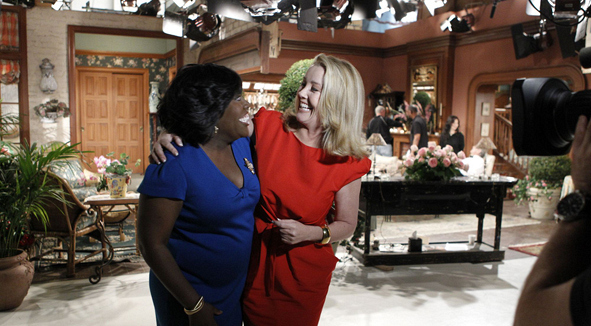 Sheryl Underwood & Melody Thomas Scott