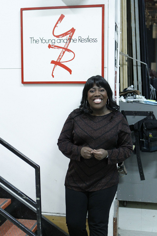 "Sheryl Underwood Returns to ""Y&R"""