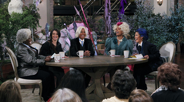 'The Talk's' Appetite for 'The Hunger Games'