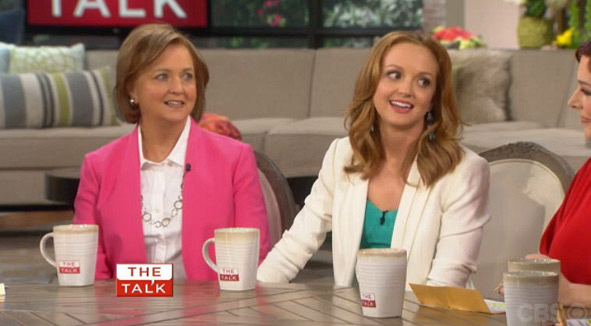 Mother's Mystery WeeK: Jayma Mays