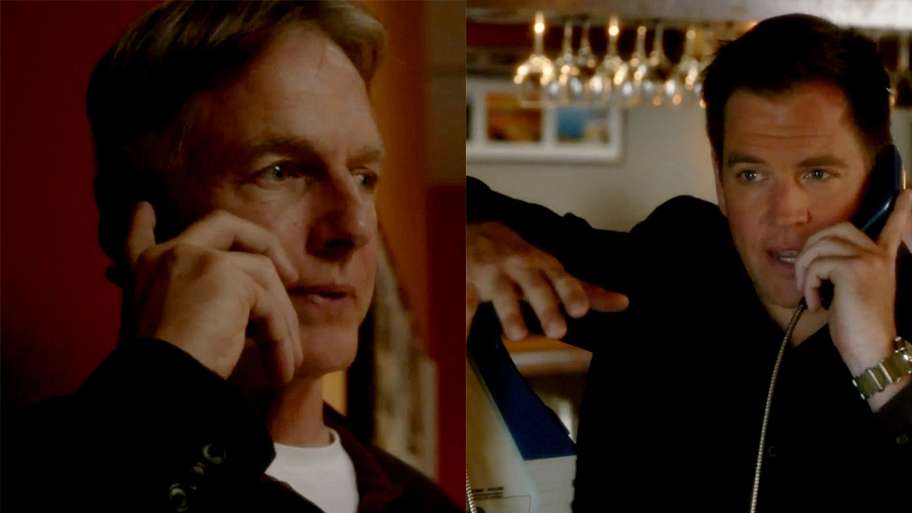 6. He's one phone call away from Leroy Jethro Gibbs.