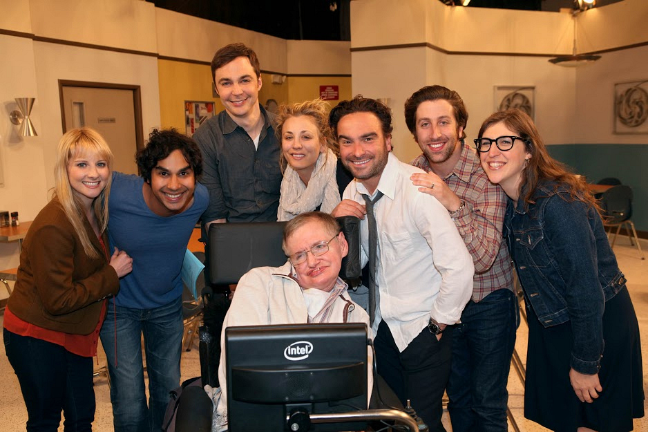 Image result for hawking big bang theory episode