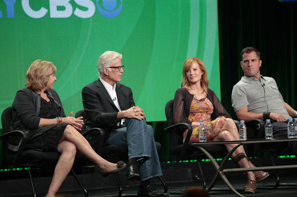 CSI Panel at 2011 Summer TCAs Featuring Ted Danson, Marg Helgenberger, George Eads, Don McGill and Carol Mendelsohn