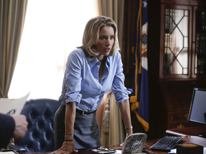 1. Téa Leoni was born in New York City.