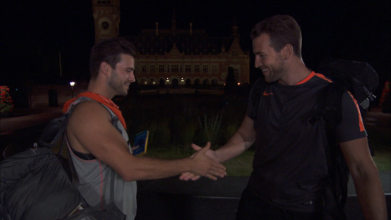 Tanner and Josh (#TeamTexas) travel from The Netherlands to Krakow, Poland
