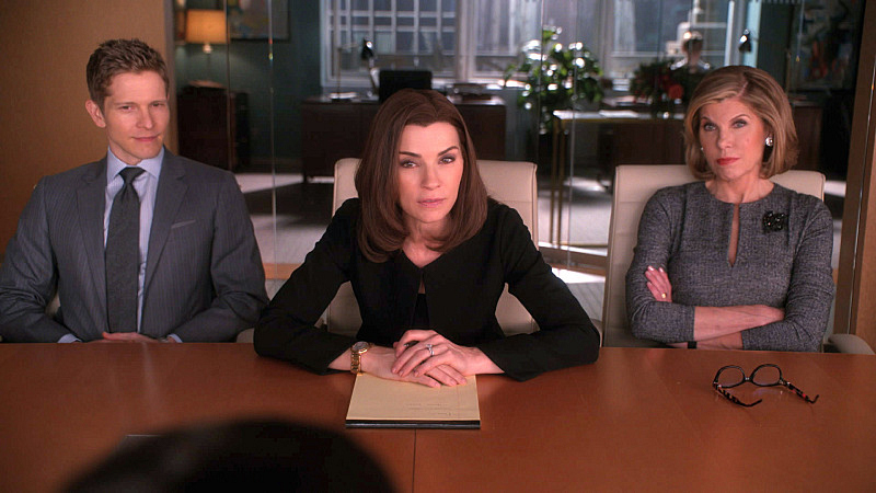 Will Florrick/Agos/Lockhart reach a settlement?