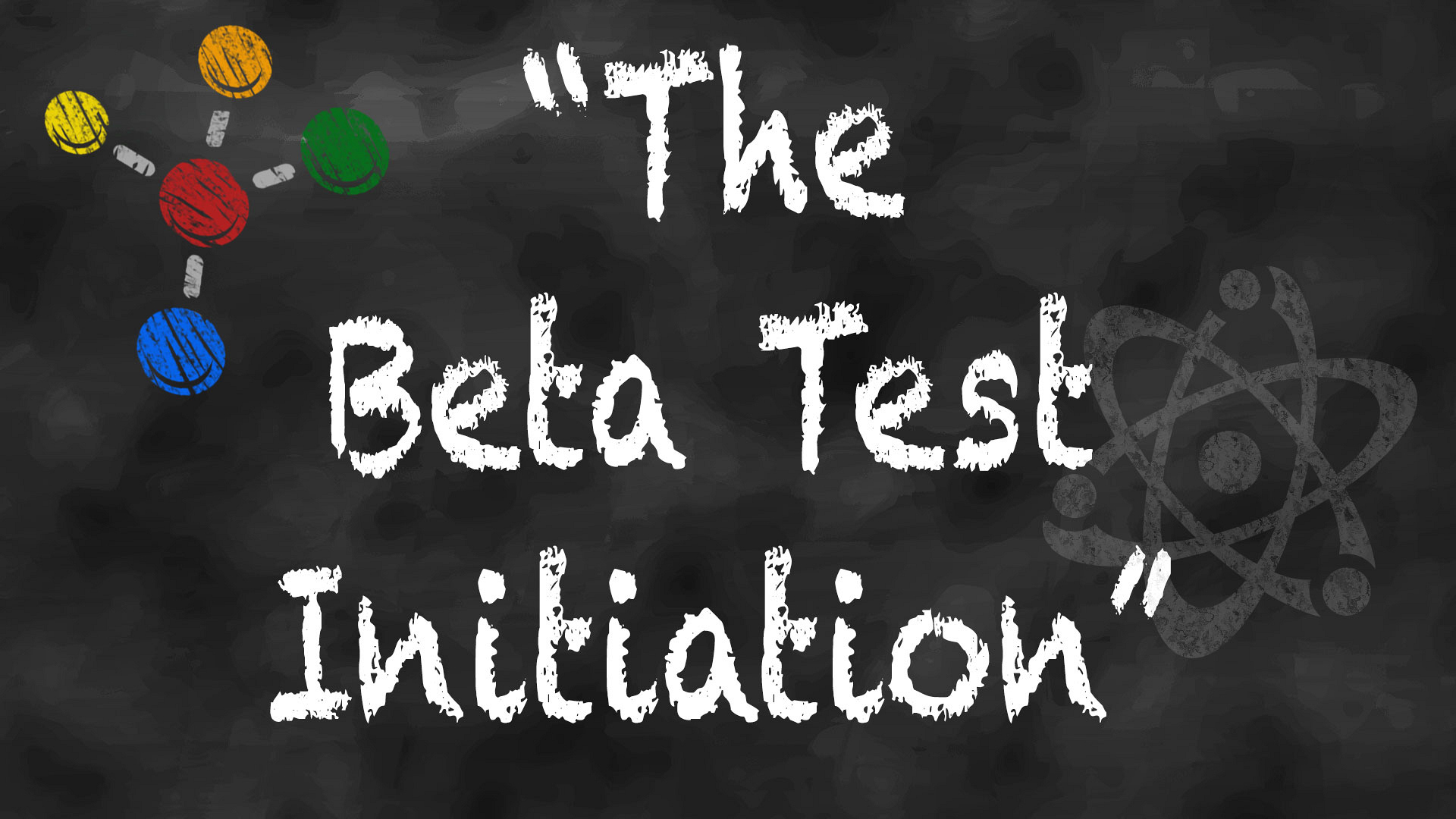 "Episode title or actual scientific theory: ""The Beta Test Initiation"""
