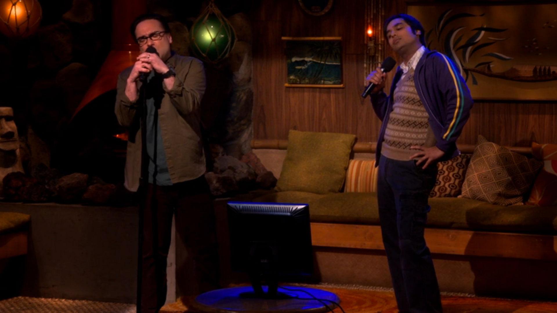 Burst into song at your local karaoke bar.