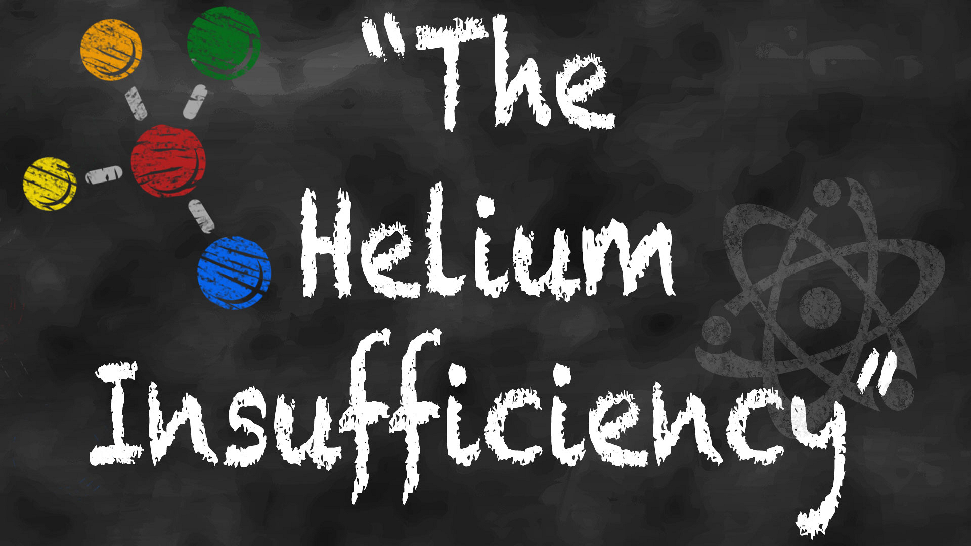 "Episode title or actual scientific theory: ""The Helium Insufficiency"""