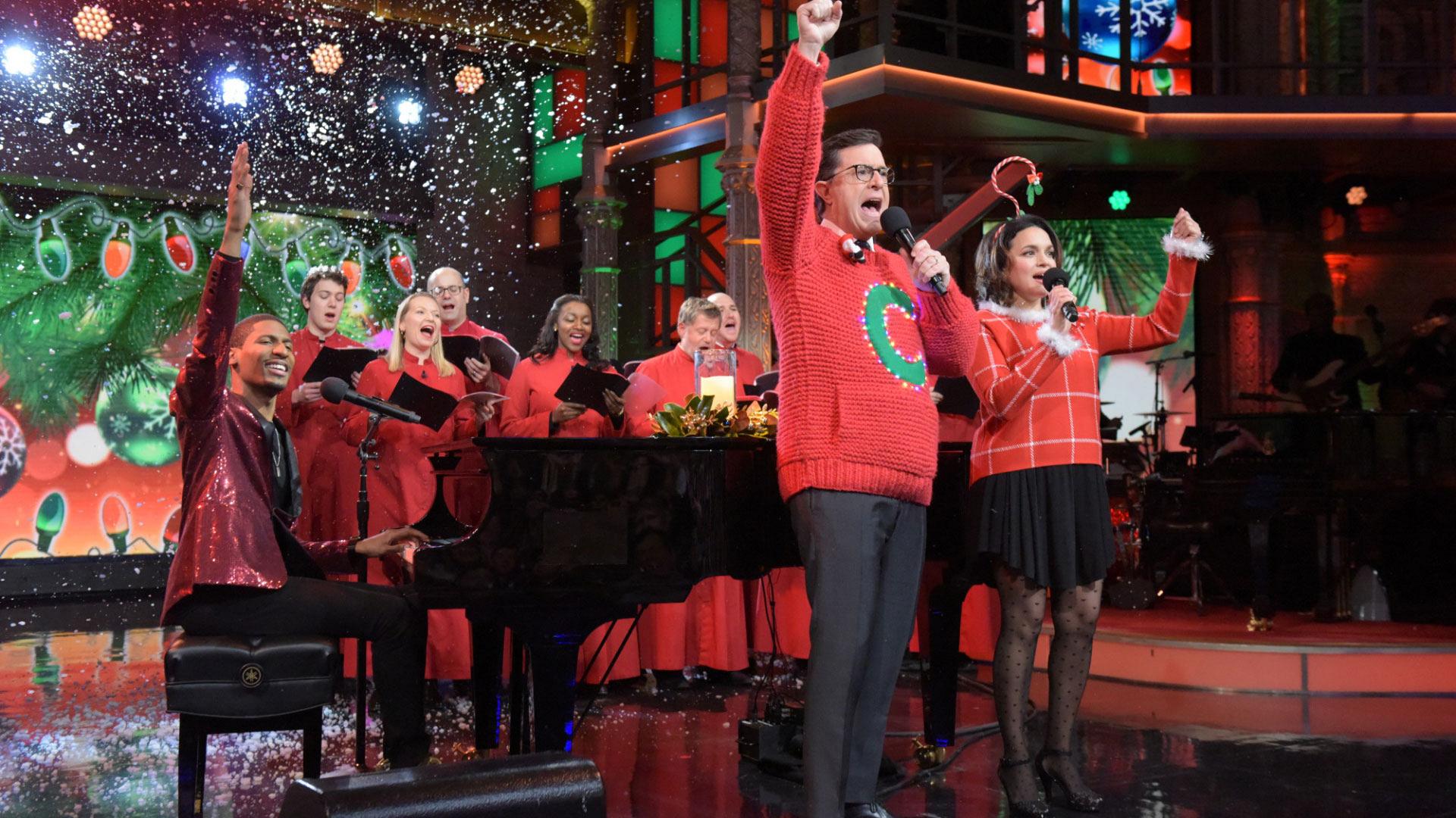 Happy holidays from CBS!