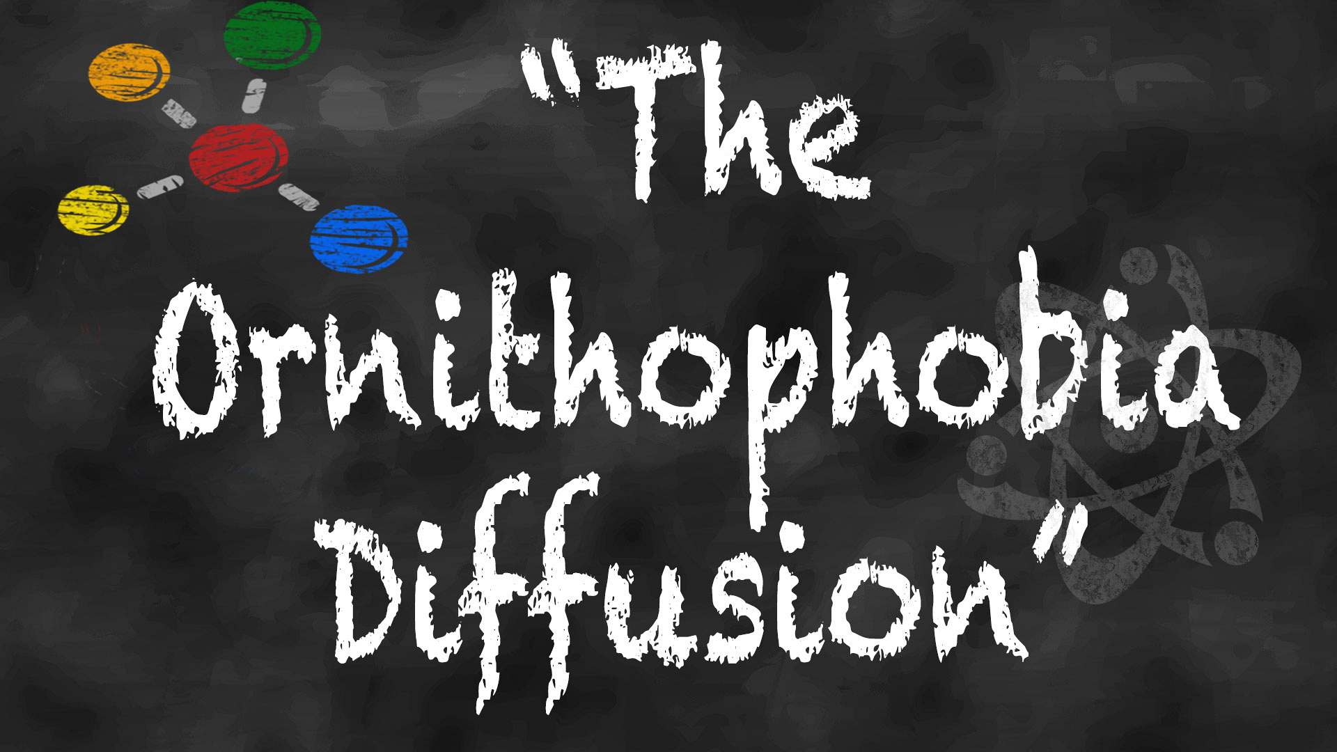 "Episode title or actual scientific theory: ""The Ornithophobia Diffusion"""